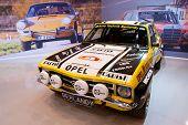 Opel Ascona Rallye