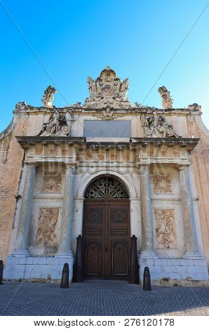 The Triumphal Entrance Of The