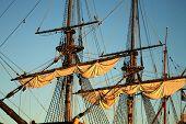 Sail - Old Ship Batavia