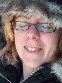 Smiling Eskimo