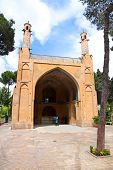Monar Jonban Mosque with shaking minaret in Esfahan, Isfahan, Iran