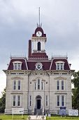 Chase County Courthouse Kansas