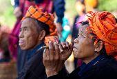 Pa-o Tribe People, Myanmar
