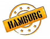 Stamp - Hamburg