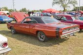 1969 Dodge Coronet Rt Side View