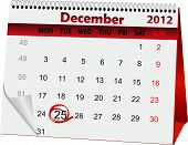 Holiday Calendar For Christmas