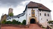 Wartburg Castle in Eisenach Germany