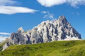 Crode Dei Longerin - Alpi Carniche or Karnische Alpen - Dolomiti - Italy