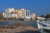 Постер, плакат: Остров Эгина в Греции