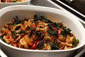 Seafood Fried Basil