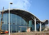 The New Kaohsiung Exhibition And Convention Center