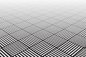stock photo of spatial  - Textured checked surface - JPG