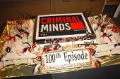 Atmosphere  at the Criminal Minds 100th Episode Party. Quixote Studios, Los Angeles, CA. 10-19-09