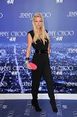 Paris Hilton at the Jimmy Choo For H&M Collection, Private Location, Los Angeles, CA. 11-02-09