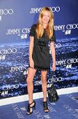Cat Deeley at the Jimmy Choo For H&M Collection, Private Location, Los Angeles, CA. 11-02-09