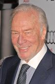 Christopher Plummer at the AFI Fest Gala Screening of