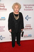 Doris Roberts  at the International Myeloma Foundation's 3rd Annual Comedy Celebration for the Peter