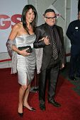 Susan Schneider and Robin Williams at the