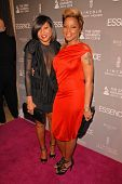 Taraji P. Henson and Mary J. Blige at the ESSENCE Black Women in Music celebration honoring Mary J. Blige, Sunset Tower Hotel, West Hollywood, CA. 01-27-10