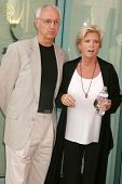 Michael Gross and Meredith Baxter at 'A Father's Day Salute To TV Dads' presented by the Academy of Television Arts and Sciences. Leonard H. Goldenson Theater, North Hollywood, CA. 06-18-09