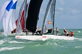 You Only Live Once (yolo) At The Melges 20 World Championships