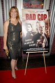 Calista Carradine at the Los Angeles Charity Benefit Premiere of 'Bad Cop'. Fairfax Cinemas, West Hollywood, CA. 07-09-09