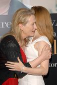 Meryl Streep and Amy Adams at the Los Angeles Special Screening of 'Julie and Julia'. Mann Village Theatre, Westwood, CA. 07-27-09