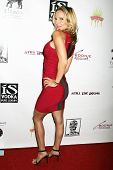 Simona Fusco at the West Coast Premiere of 'Space Girls in Beverly Hills'. Regency Fairfax Cinema, L