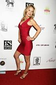 Simona Fusco  at the West Coast Premiere of 'Space Girls in Beverly Hills'. Regency Fairfax Cinema,