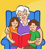 Story Time with Grandma