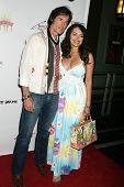 Ronn Moss and Devin DeVasquez at the Los Angeles Screening of 'Social Lights'. Regency Fairfax Cinemas, Los Angeles, CA. 08-05-09