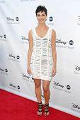 Morena Baccarin  at the 2009 Disney-ABC Television Group Summer Press Tour. Langham Resort, Pasadena, CA. 08-08-09