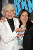 Carol Channing and Dori Berinstein  at the Los Angeles Premiere of 'Gotta Dance'. Linwood Dunn Theat