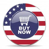 buy now american icon