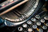 Types Of Vintage Typewriter
