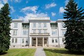 stock photo of rudolf  - Otto Wagner Building in Vienna - JPG