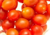 Red Tomatoes Cherry