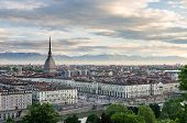 Turin (torino), High Definition Panorama