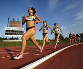 Race Track Women Long Distance