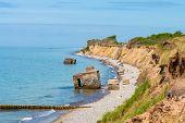 Cliff Coast Hohes Ufer