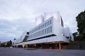 Finlandia House In Helsinki