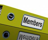 File Members Means Join Us And Admission