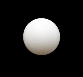 pic of ping pong  - This is a photo of a ping pong ball used in the game of ping pong - JPG