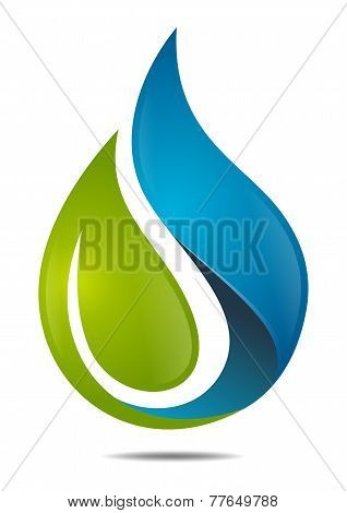 natural healthy water leaf nature waterdrop poster id 77649788