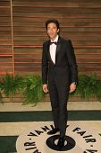 LOS ANGELES - MAR 2:  Adrien Brody at the 2014 Vanity Fair Oscar Party at the Sunset Boulevard on March 2, 2014 in West Hollywood, CA