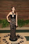 LOS ANGELES - MAR 2:  Anna Kendrick at the 2014 Vanity Fair Oscar Party at the Sunset Boulevard on March 2, 2014 in West Hollywood, CA