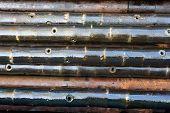 Used Perforation Guns For Oil And Gas Exploration And Production