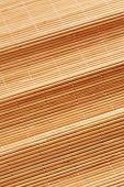 Beige Bamboo Background
