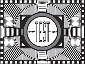 Retro Tv Test Pattern