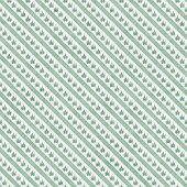 Green Marijuana Leaf And Stripes Pattern Repeat Background